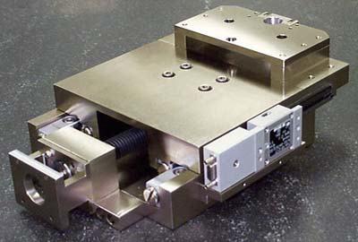 ALM Motor Ready Linear Positioning Stages